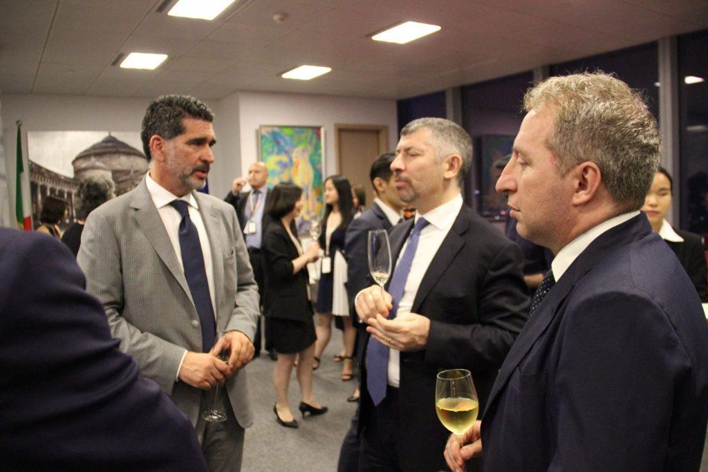 NITO in Cina per l'evento sulla cooperazione commerciale tra Italia e Chongqing.
