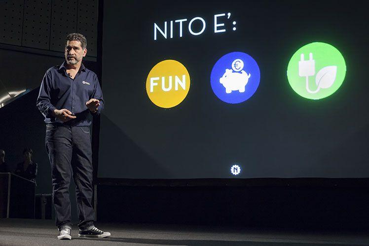 Mit NITO beginnt die Zukunft der Fortbewegung auf zwei Rädern