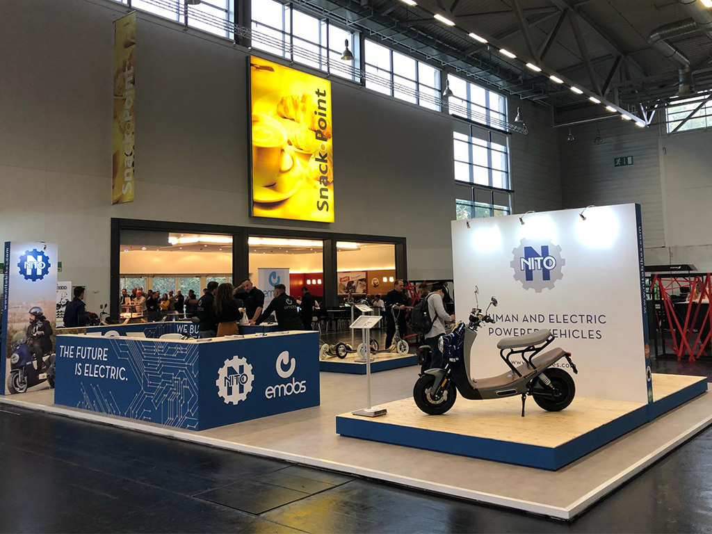 Intermot, 3-7 Octobre Köln